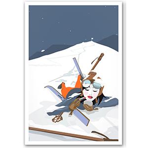 L'art de la chute