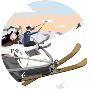 3V SkiPass