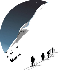 Illustrateur Ski